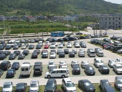 蜀山区新建11个停车场