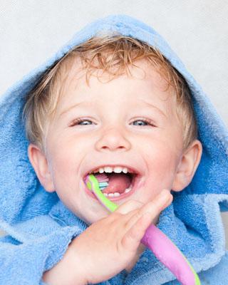给孩子选牙膏和牙刷,当心常见5大误区