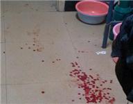 三名学长找学弟谈心被刺伤