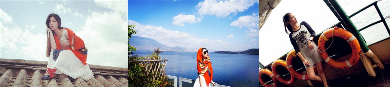 〖合论徽姑娘〗第225期:爱生活爱旅游的苏小源