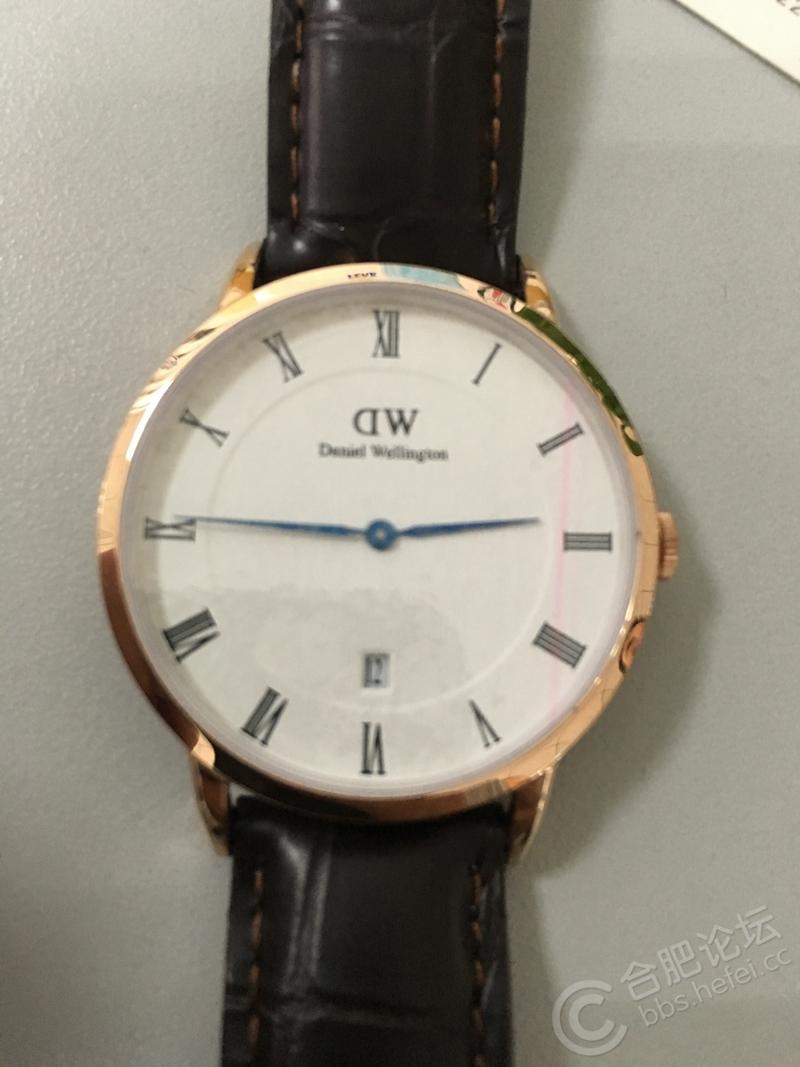 dw男士手表