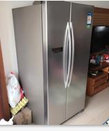 海尔对开门冰箱低价转
