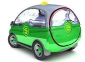 新能源电动出租车升级换代