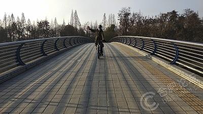 【实习拍客】骑游南淝河——探寻南淝河上的桥
