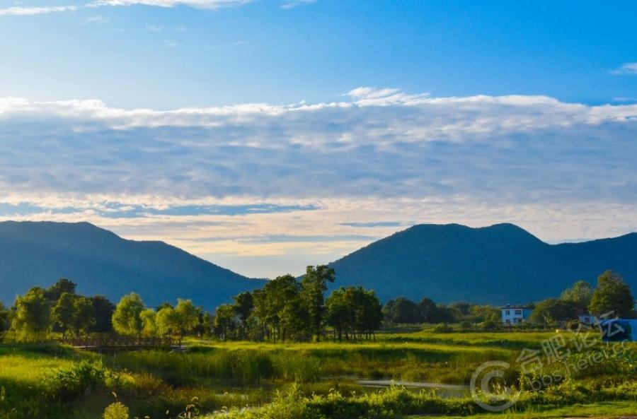 巢湖三瓜公风景图片