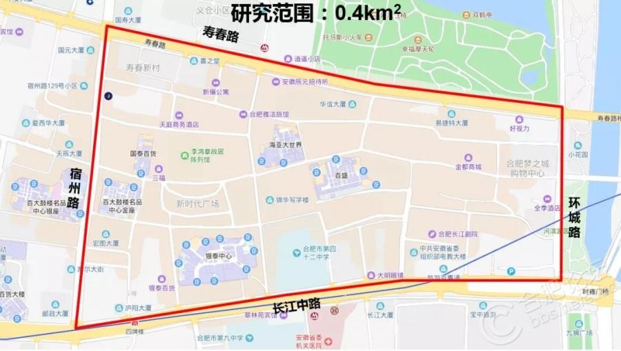 合肥滨湖cbd规划图