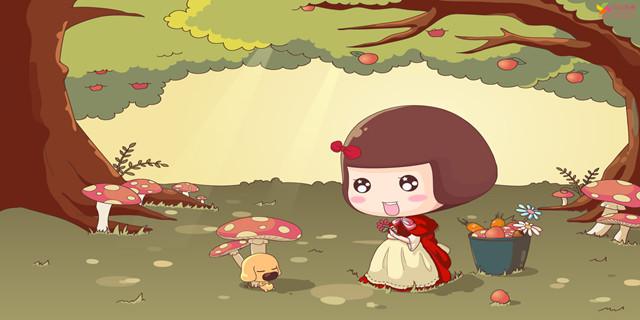 小蘑菇大梦想 |真好玩亲子种植线上画展开始啦