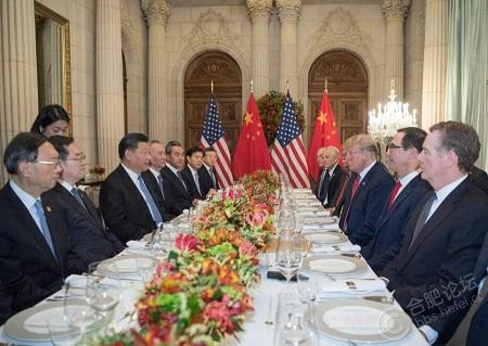 中美双方同意停止加税
