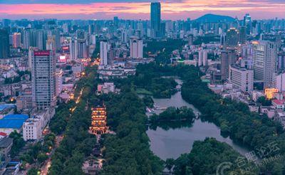【美炸】合肥老城区的傍晚风景,有看到你家吗