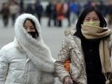 情人节安徽气温将跌破冰点