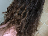 花了6百大洋烫了奇丑的头发
