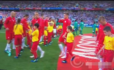 【厉害】合肥足球小将入选俄罗斯世界杯护旗手