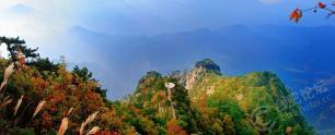 报名已截止!!!【姚行天下】登高明堂山、穿越葫芦峡谷、赏皖美红叶