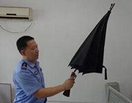 男子肛门插入雨伞求助消防