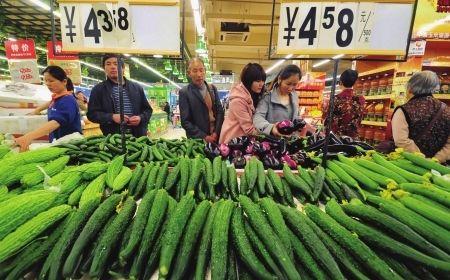 菜价飞涨,1斤香菜能买2斤肉