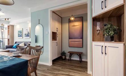 经典案例:85m2小夫妻新房,精致有格调,私人咖啡屋,一眼就爱了!
