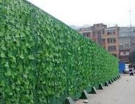 合肥所有工地推行绿篱围挡