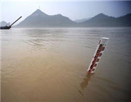 长江干流明起迎洪峰最高水位