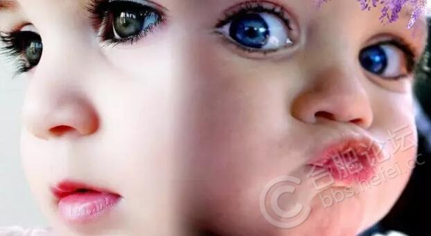 儿童眼睛素描图片步骤图