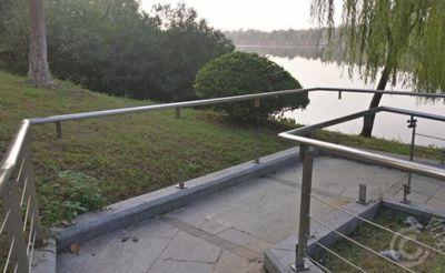 曝光!公共设施上的栏杆竟然也有人偷