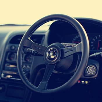 日产战神R33 GTR