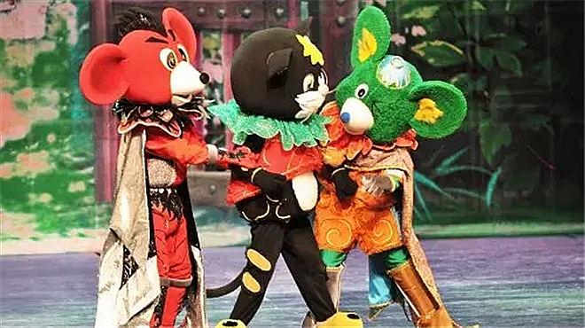 《猫鼠大战闹新年》诙谐幽默爆笑,给娃一个欢乐春节【2.3】