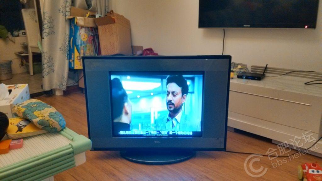 tcl nt25m63电视机一台
