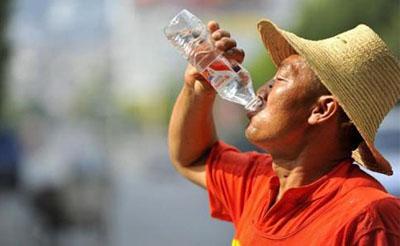"""【酷热】最强高温来袭!""""最凶险""""的40天来了"""