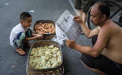"""【高温】南方""""火烤"""":地上可煎牛排、孵小鸡"""
