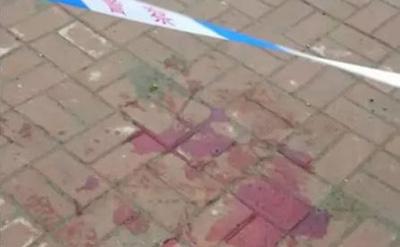 【可怕】肥东发生命案:男子持刀捅伤老人